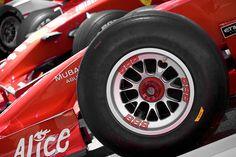 Dettaglio Ferrari F1