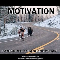 Learning to be motivated is learning to succeed. Read more at Guerrilla Ronin wRiter http://alexeimaximrussell.blogspot.ca