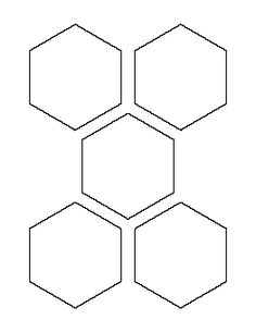 3.5 Inch Hexagon Pattern & other FREE patterns