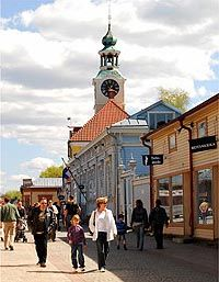 Rauma Old Town, Finland. Best Western, Homeland, Old Town, West Coast, Distance, The Neighbourhood, Shots, Walking, Street View