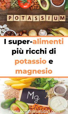 diete ad alto contenuto di potassio mayo clinica