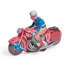 Moto à clefs de collection