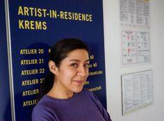 Artist in Residence Maria Chavez