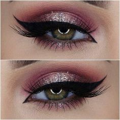 Resultado de imagem para maquiagem para noite
