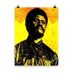 Pharoah Sanders - Karma Jazz Poster Print