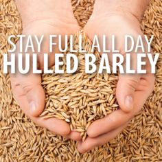 Dr Oz: What is Hulled Barley? How To Use Whole Barley & Hulless Barley