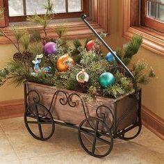 Christmas Wagon (no instructions)