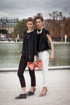 Stockholm Street Style | Escondidas en tu armario: enero 2012