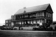 Old Stand at Bramall Lane Cricket Ground