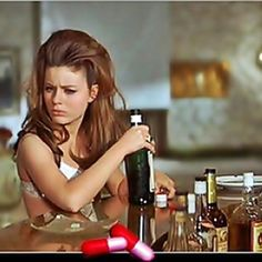"Patty Duke as Neely O'Hara in ""Valley of the Dolls"" directed by Mark Robson. John Hancock, Patty Duke Show, Male Icon, No Way Out, Sharon Tate, Valley Of The Dolls, Song One, Mood, Look Alike"