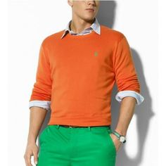 Welcome to our Ralph Lauren Outlet online store. Ralph Lauren Mens Round Neck Sweater rl2175