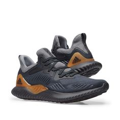 Adidas Alphabounce Beyond Grey Four, Carbon & Grey 7 New Sneakers, Air Max Sneakers, Adidas Sneakers, Adidas Running Shoes, Running Shoes For Men, Sneakers Sketch, Red Wing Boots, Mens Trainers, Nike Outfits
