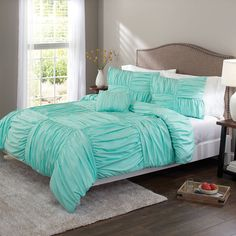 Everything turquoise a place for shopping and bedroom ideas