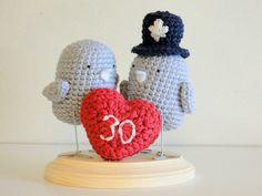 lovebirds for 30 years, so sweet!