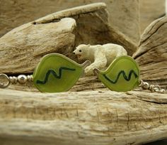 Leafy Lightweights by BarbFernaldJewelry on Etsy, $32.00