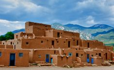 17 facts about New Mexico you never would have guessed - Taos Pueblo