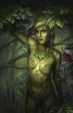 Fantasy nymph porn movie ladies nude