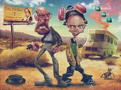 Breaking Bad, i love this!