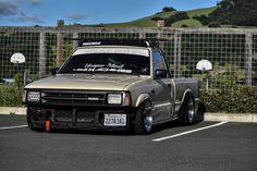 Bagged Trucks, Pickup Trucks, Mazda, Honda Civic, Drift Kart, Drift Truck, Nissan Hardbody, Toyota, Ford Courier