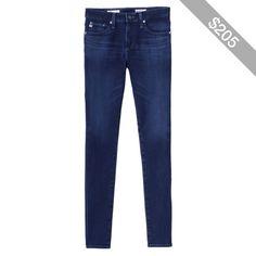 Rebecca Taylor AG Farrah Hi-Rise Skinny Jean