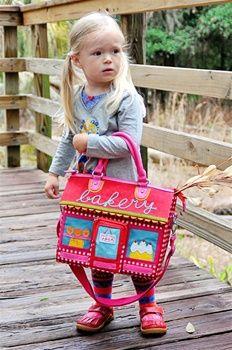 6587719f6fa Room Seven - Girls Toy Bakery Shape Handbag Clothing Stores, Kids Clothing  Brands, Fall