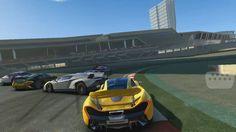 Real Racing 3 Car Crashes Part 9
