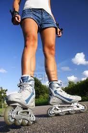 Skaten doe ik zo af en toe. Heerlijk na een dag werken!