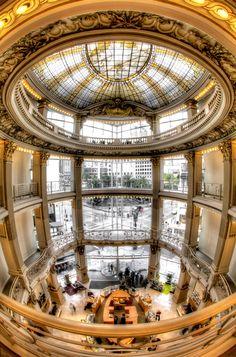 San Francisco, CA – Neiman Marcus Rotunda (HDR)