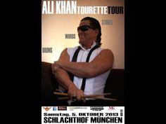 "Wo bin I her ? Aus LAIM! ""An Evening with Ali Khan"" Schlachthof , München 2013 - YouTube"