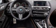 BMW M6 Gran Coupe Interior Wallpaper
