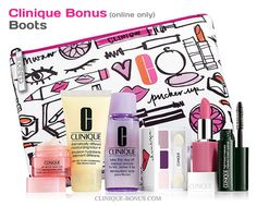 You need to spend £40 in order to get this gift-set for FREE from Boots (UK). Online only. http://clinique-bonus.com/united-kingdom/