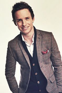 hey Eddie Redmayne, congrats on your beautiful face