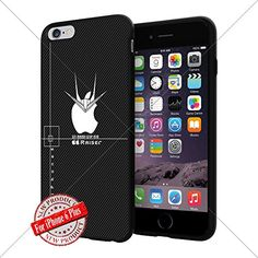 Apple iphone Logo iPhone 6 Plus 5.5 inch Case Protection Black Rubber Cover Protector ILHAN http://www.amazon.com/dp/B01A9TZGX2/ref=cm_sw_r_pi_dp_.MWNwb1G5S023