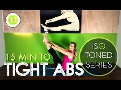 This 15 minute bodyweight toning workout is super effective and also easy on the body so It is great for chronic fatigue and pain sufferers too! Adrenal Fatigue, Chronic Fatigue, Youtube Workout Videos, Body Weight, Weight Loss, Isometric Exercises, Tight Abs, Toning Workouts, Health And Fitness Tips
