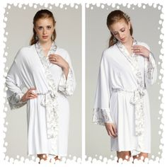 Lilian Bridal Robe Giveaway #weddings