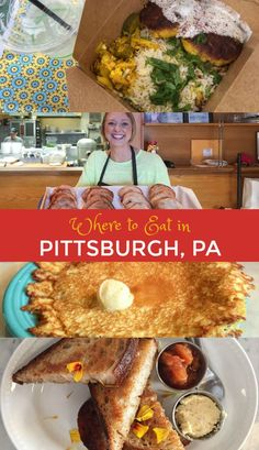Where to eat in Pittsburgh, Pennsylvania - Some picks for the city's best restaurants, food stands, and food tours. Pin this post to save it for your Pittsburgh trip! via @caskifer