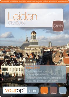 Gratis Ready to go City Guide Leiden van Youropi.com. Ontdek de beste restaurants, leukste winkels, leuke activiteiten en evenementen met deze gratis stadsgids!
