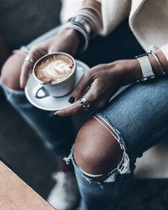 Jacqueline Mikuta's Cappuccino