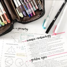 Pretty Notes, Cute Notes, Class Notes, School Notes, School Motivation, Study Motivation, College Survival Guide, College Notes, Handwritting