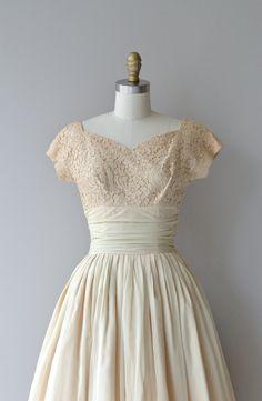 SALE 25% OFF... Joulette dress vintage 1950s dress by DearGolden