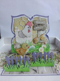 Made by Nicolette: Vrolijk Pasen