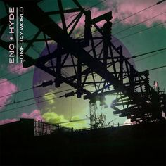 088 - Brian Eno, Karl Hyde - Someday World**