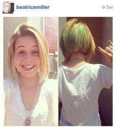 Beatrice miller's bob