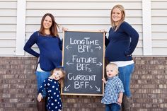 Best Friends Maternity! Photo credit to Shauna Wear Photography