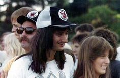 Steve Perry of Journey with his daughter.