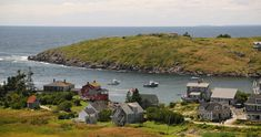 What Life Is Like With No Cars On The Tiny Maine Island Of Monhegan