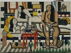 Fernand Léger, Three Women (Le Grand Dejeuner), 1921
