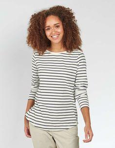 Organic Cotton Breton T-Shirt