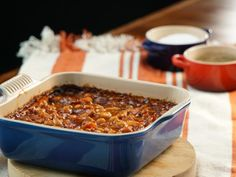 Get Brown Sugar Baked Beans Recipe from Food Network
