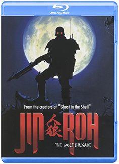Jin-Roh: The Wolf Brigade [Blu-ray]